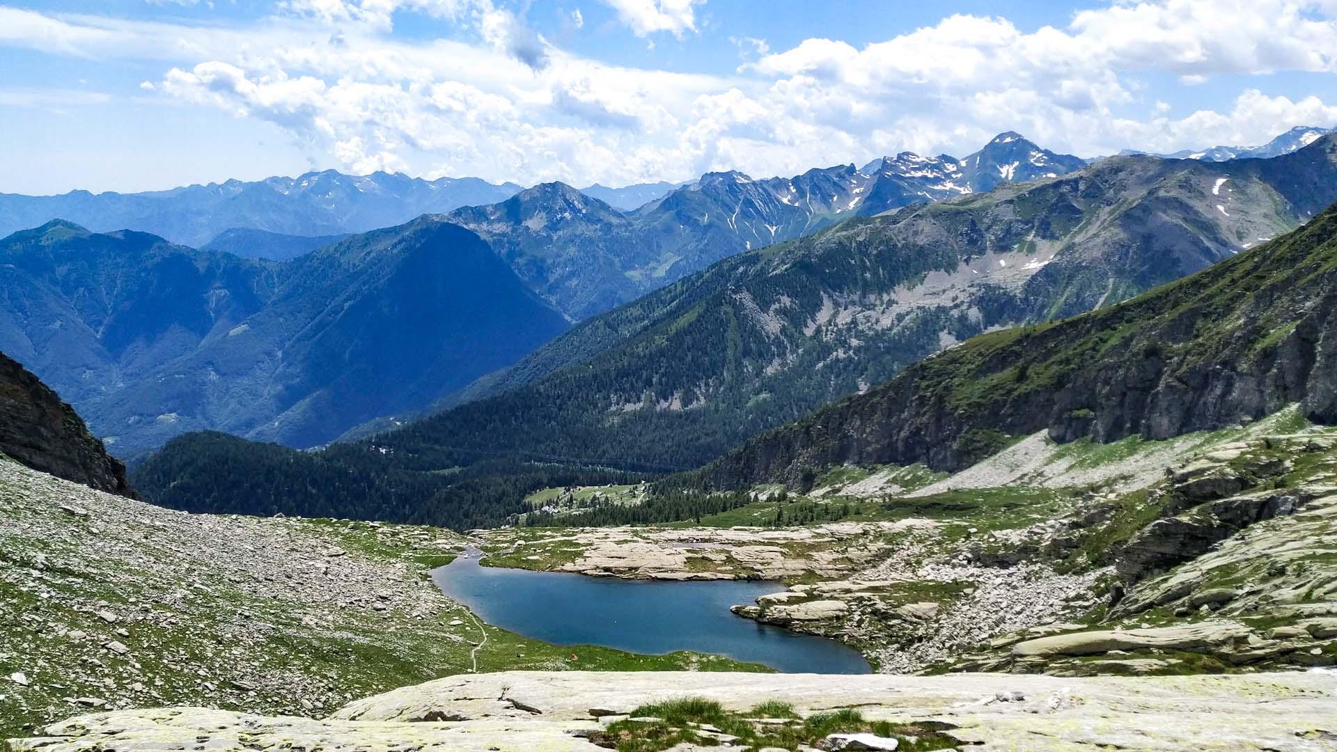 Val Bognanco - Val D'Ossola, itinerarium