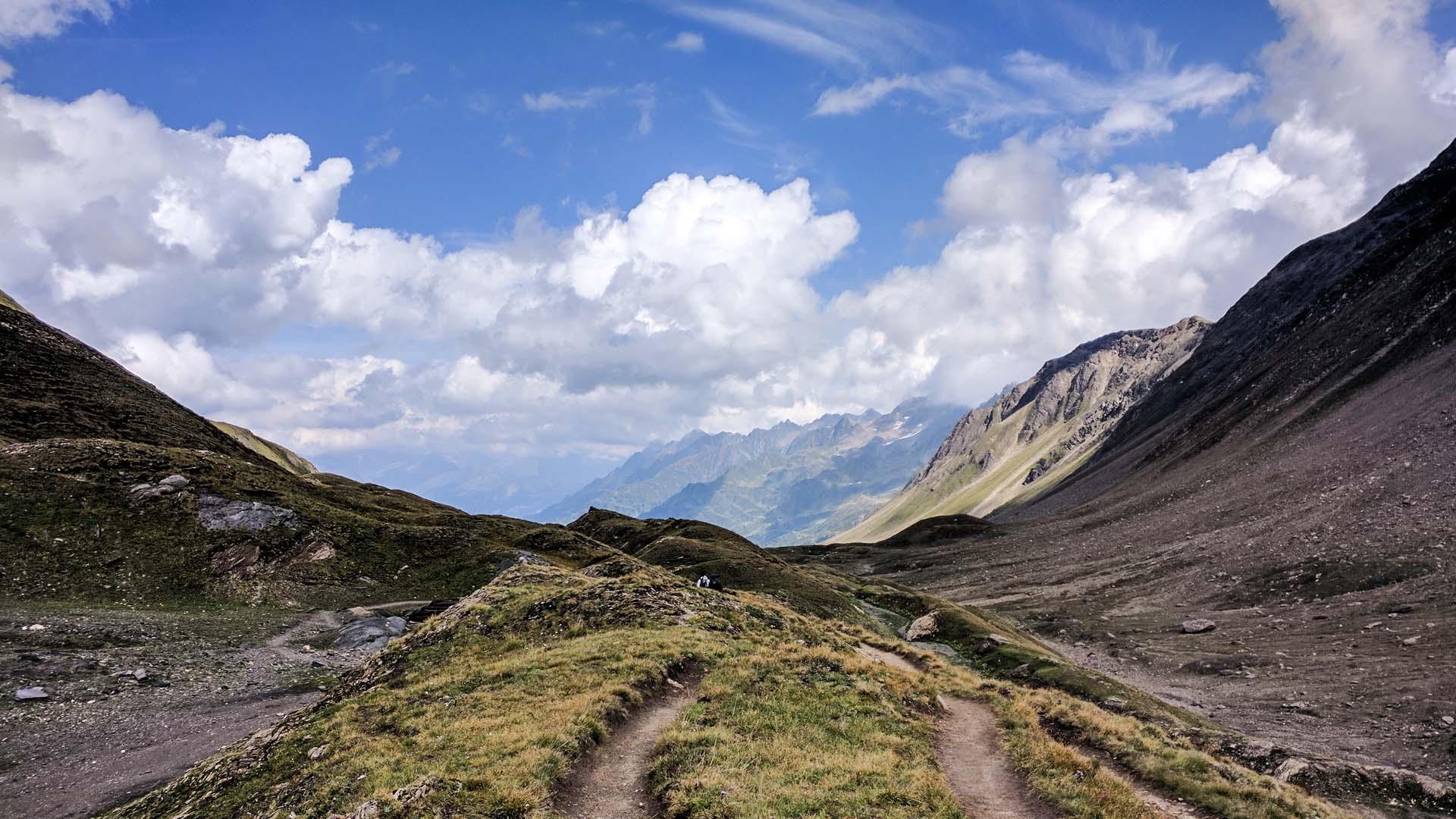 Svizzera - Val Formazza, itinerarium