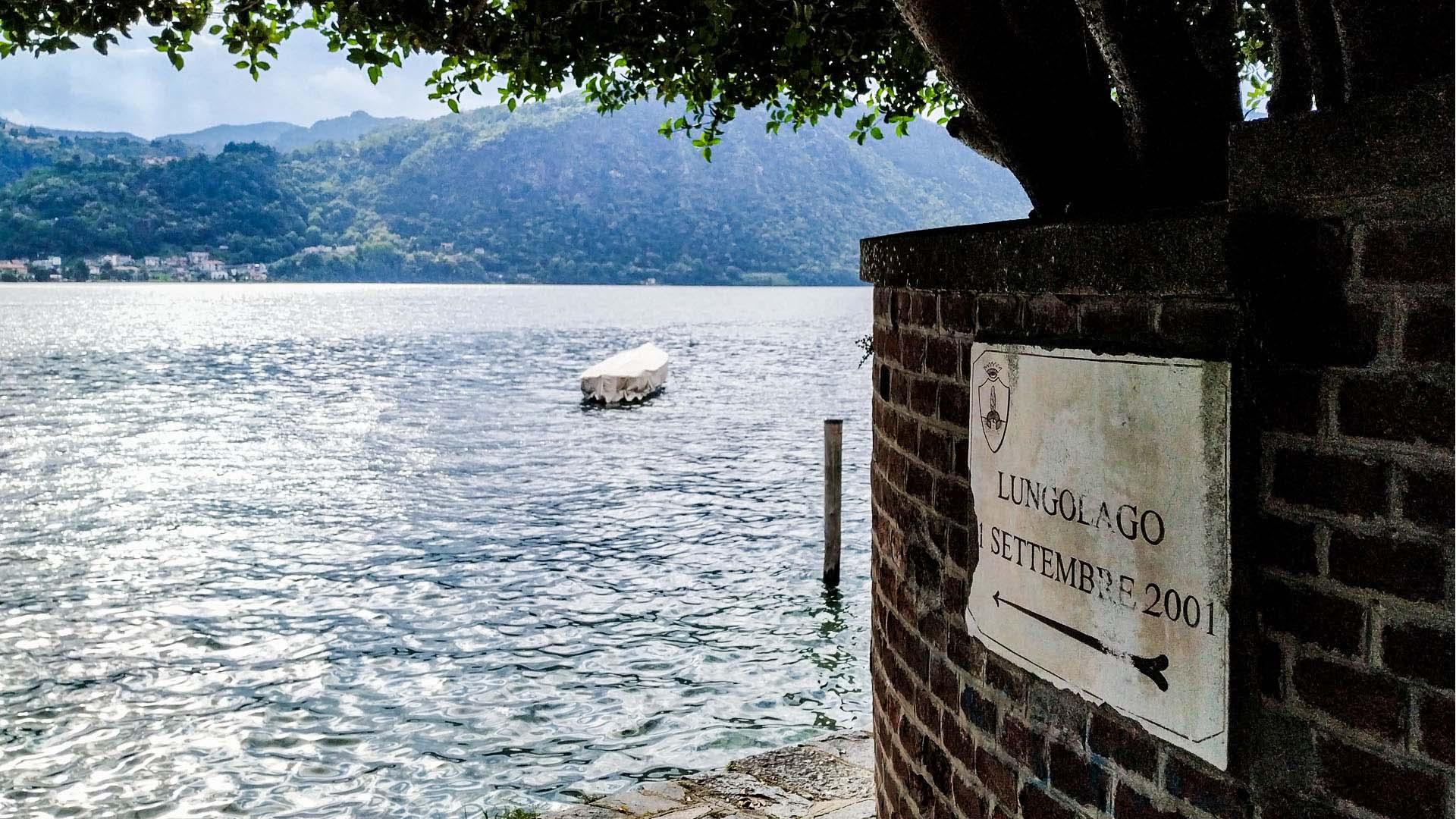 Lago d'Orta - Vergante