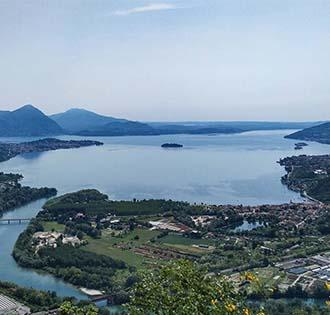 Sulla Cima del Montorfano - itinerarium