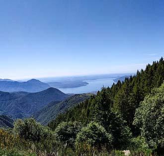 Pian Cavallone - itinerarium