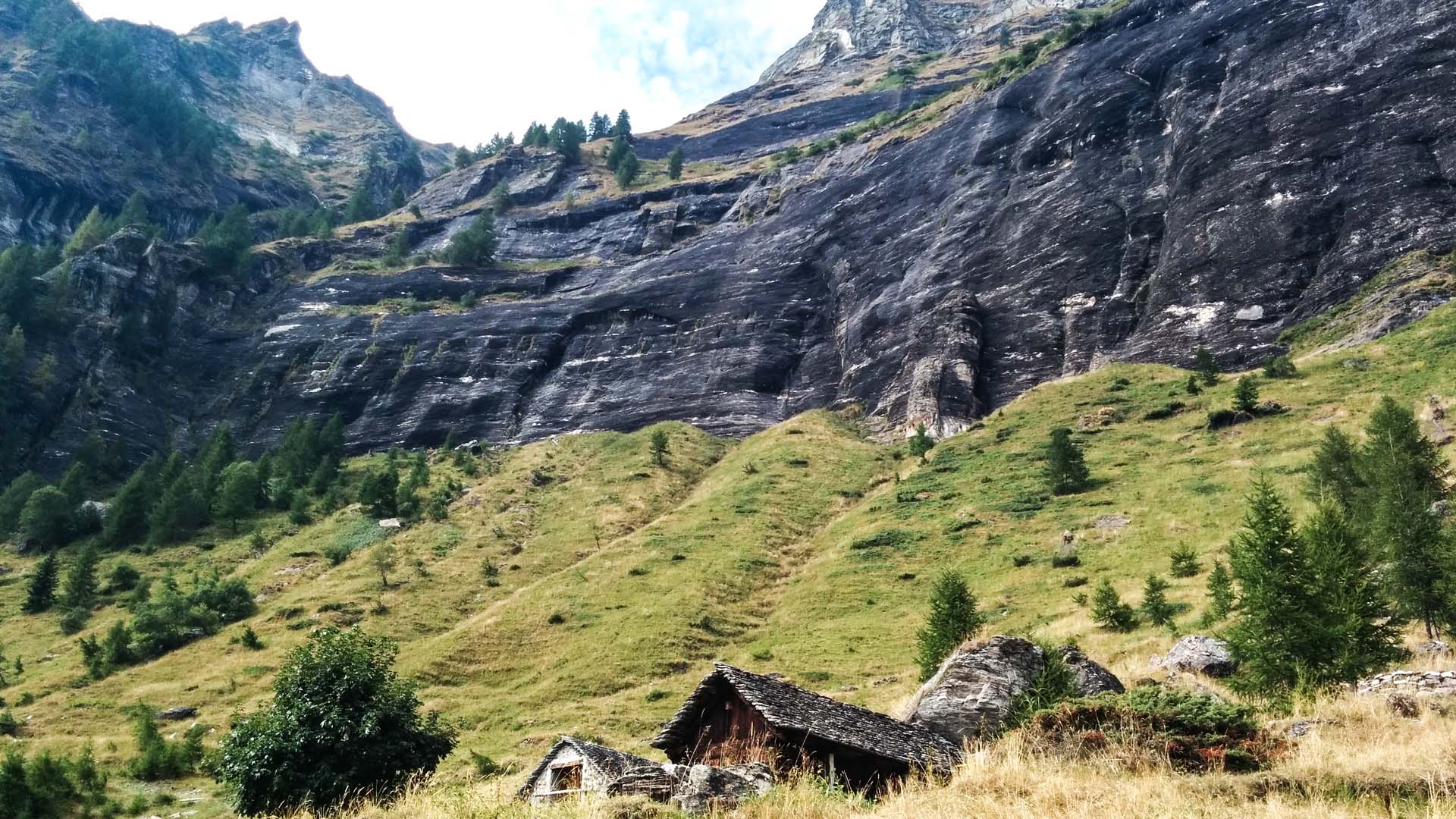 Val D'Ossola - Valle Antigorio, itinerarium