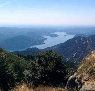 Monte Mazzoccone - Alpe Camasca