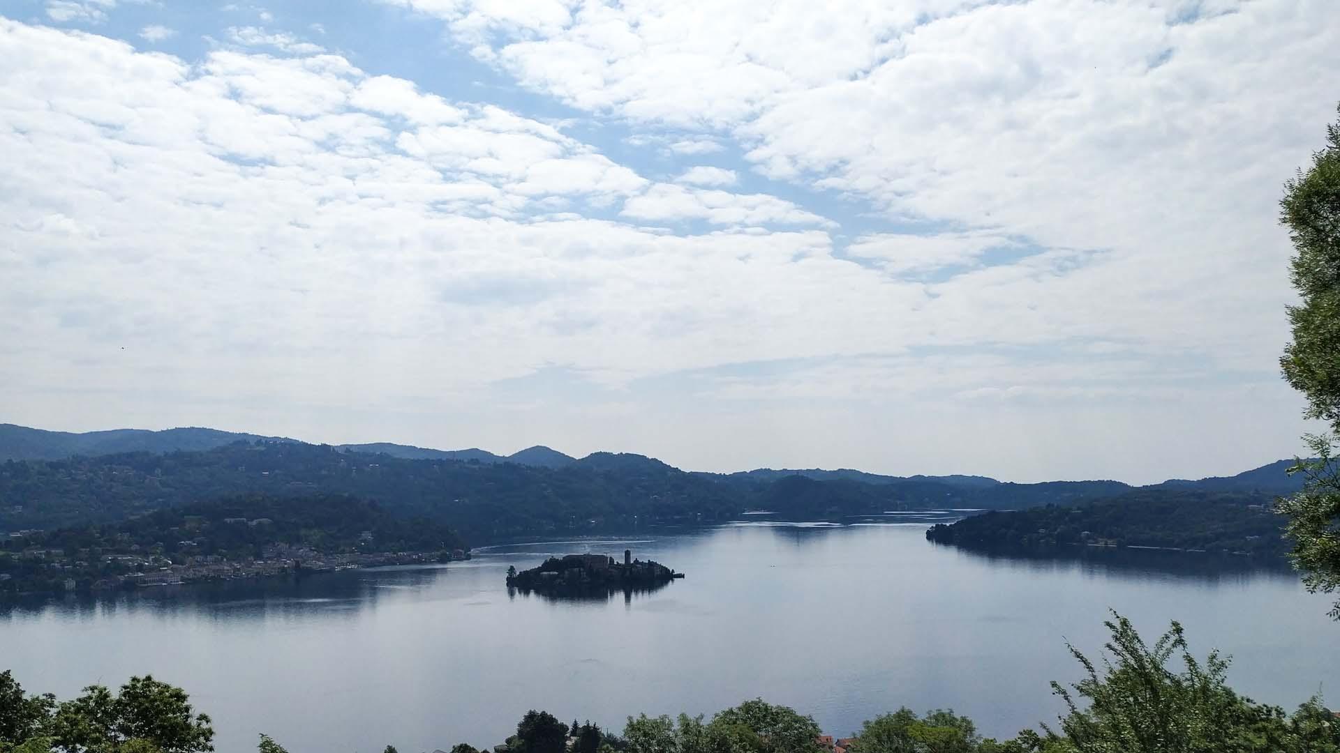 Cusio - Lago d'Orta, itinerarium