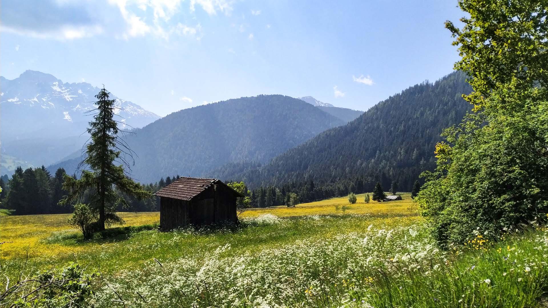 Itinerari fuori porta - Trentino Alto Adige, itinerarium