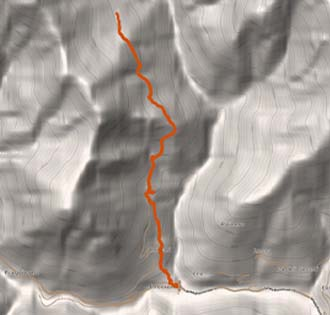 Da Boccioleto all'Alpe Seccio