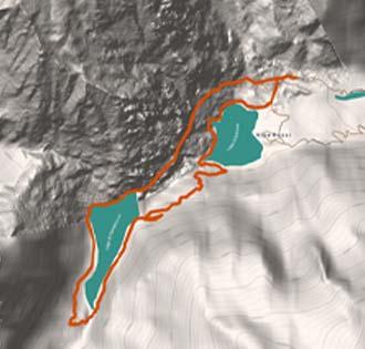 Lago di Antrona e Lago Campliccioli