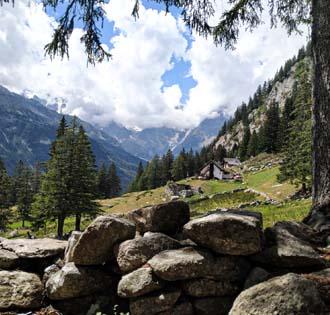 Alpe Cicerwald e Alpe Tore