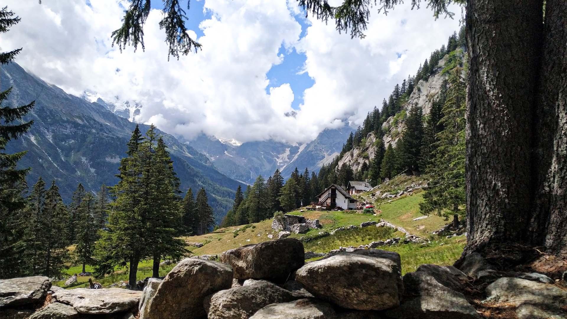 Val D'Ossola - Valle Anzasca, itinerarium