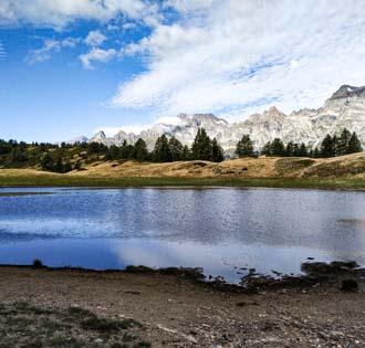 Sangiatto: laghi, alpe, monte