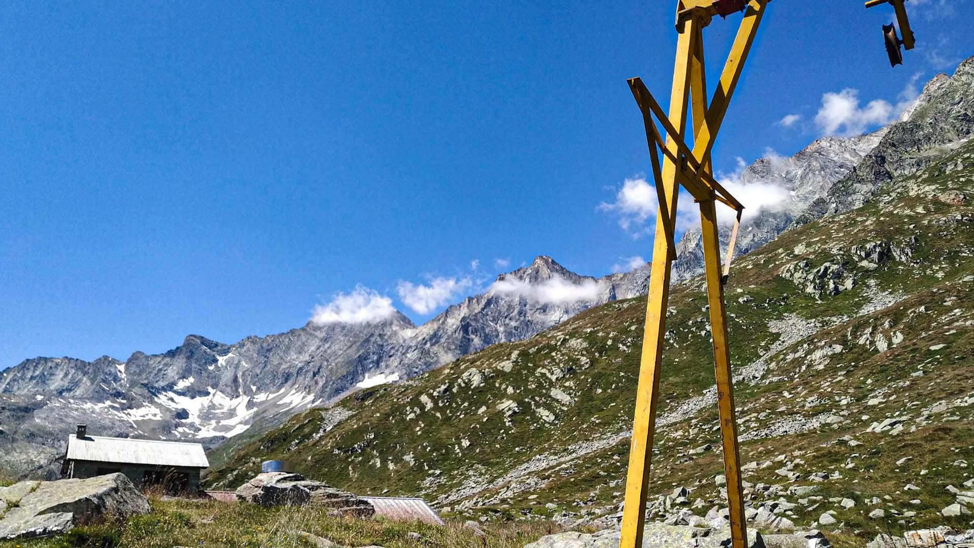 Val D'Ossola - Valle Antrona, itinerarium