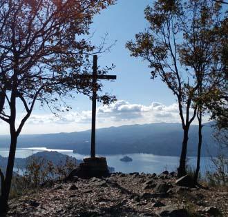 Monte Barro di Agrano - itinerarium