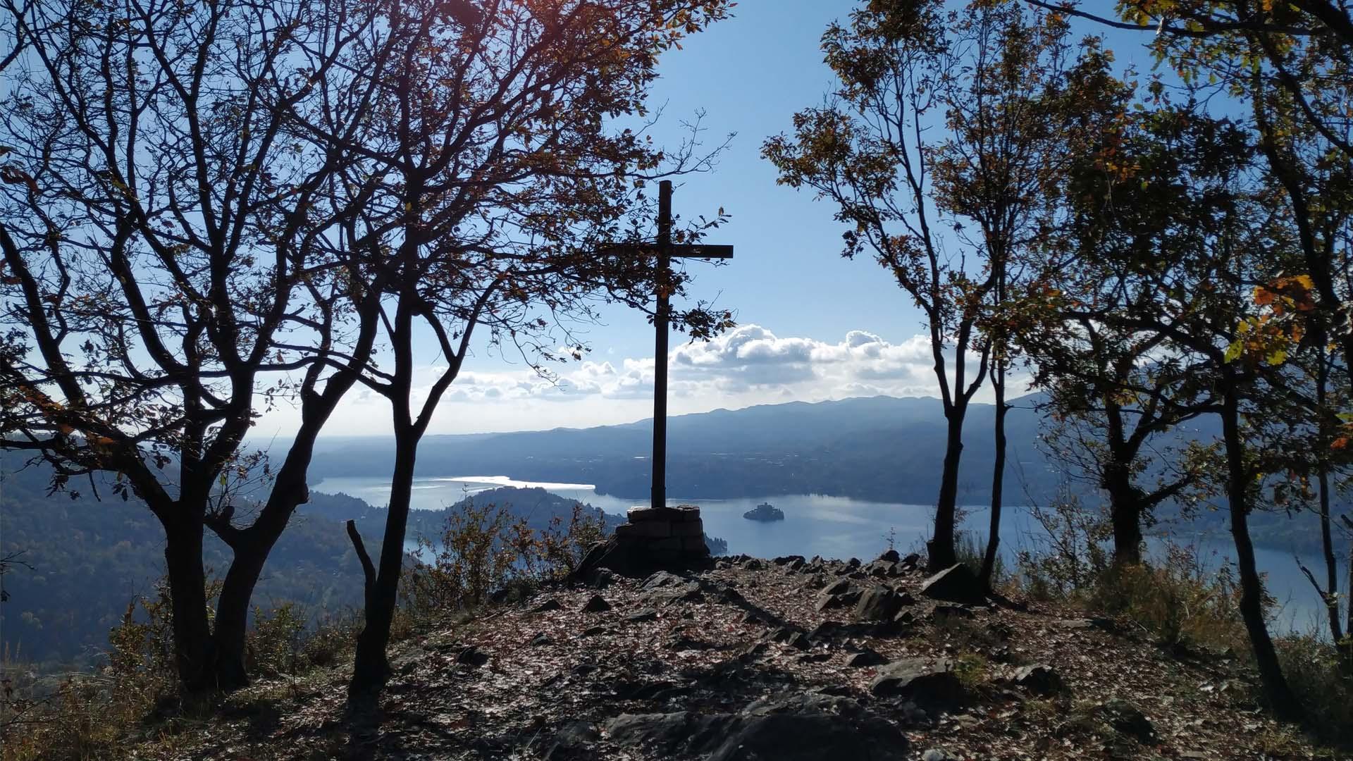 Lago d'Orta - Vergante, itinerarium