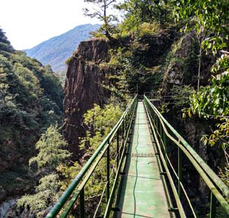 Da Cossogno al Ponte Casletto - itinerarium