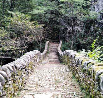 Il ponte Romano di Cossogno - itinerarium