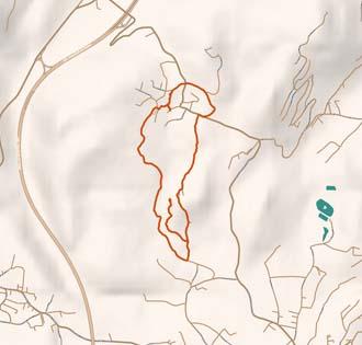 Montrigiasco and the Tina Bautina waterfall - itinerarium