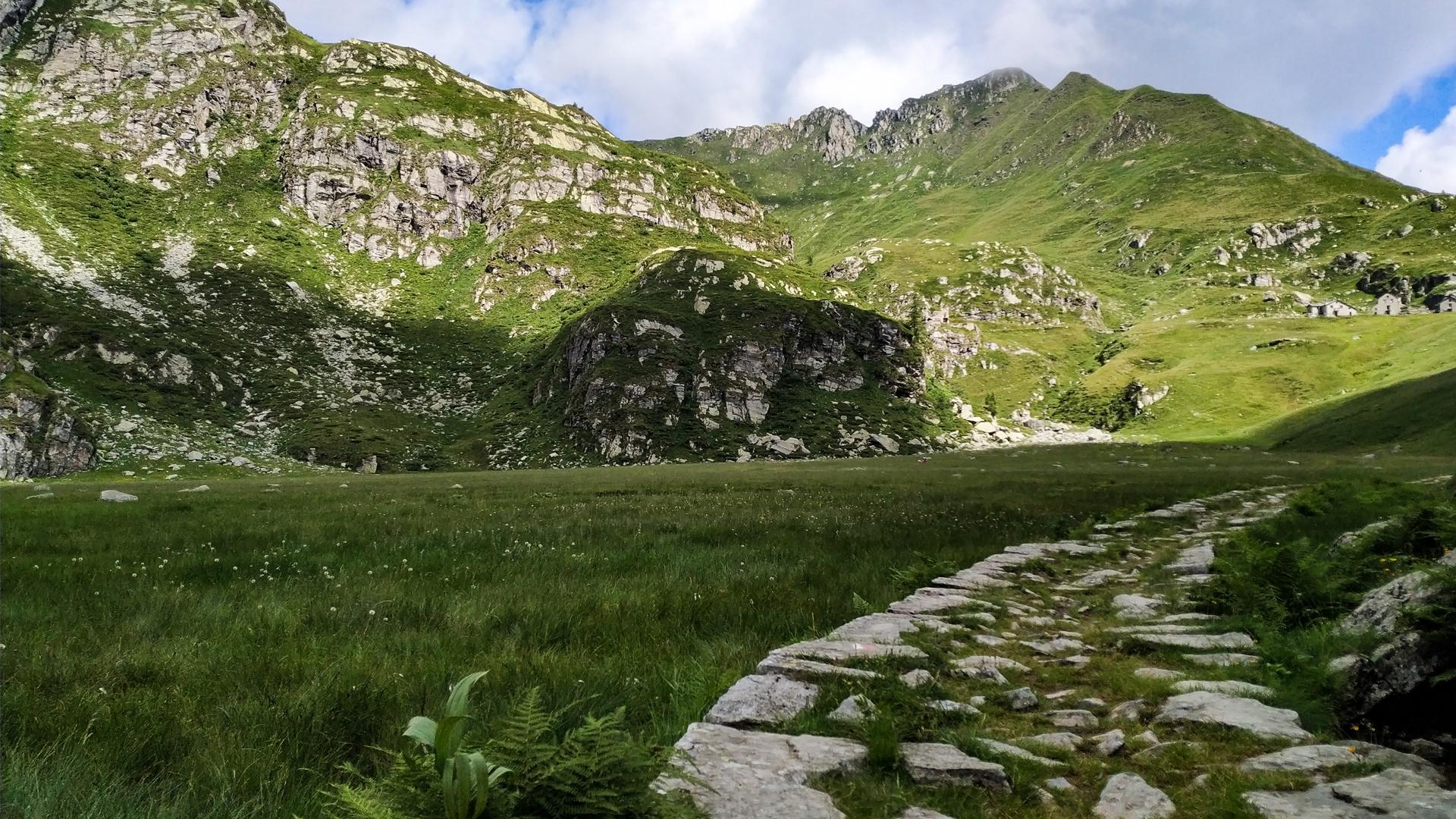 Valsesia, itinerarium