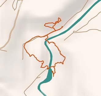 """Ravines of Uriezzo and """"Marmitte dei Giganti"""" - itinerarium"""