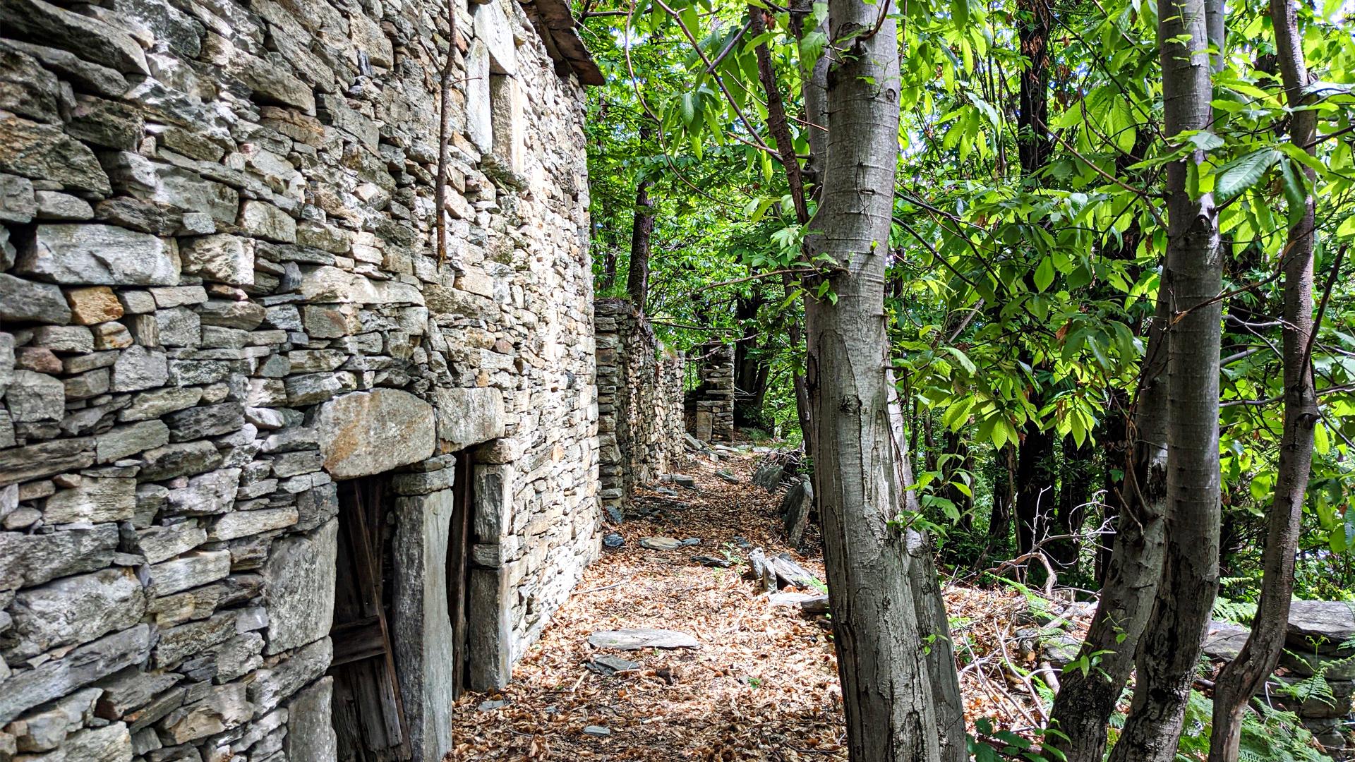 Piana del Toce - Val D'Ossola, itinerarium