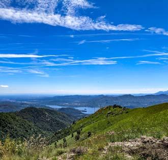 From Stresa to Mottarone's peak - itinerarium
