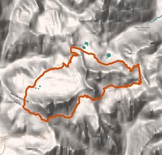 Tre Cime di Lavaredo - itinerarium