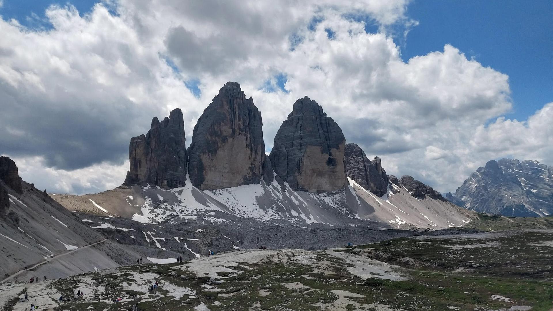 Trentino Alto Adige - Veneto, itinerarium