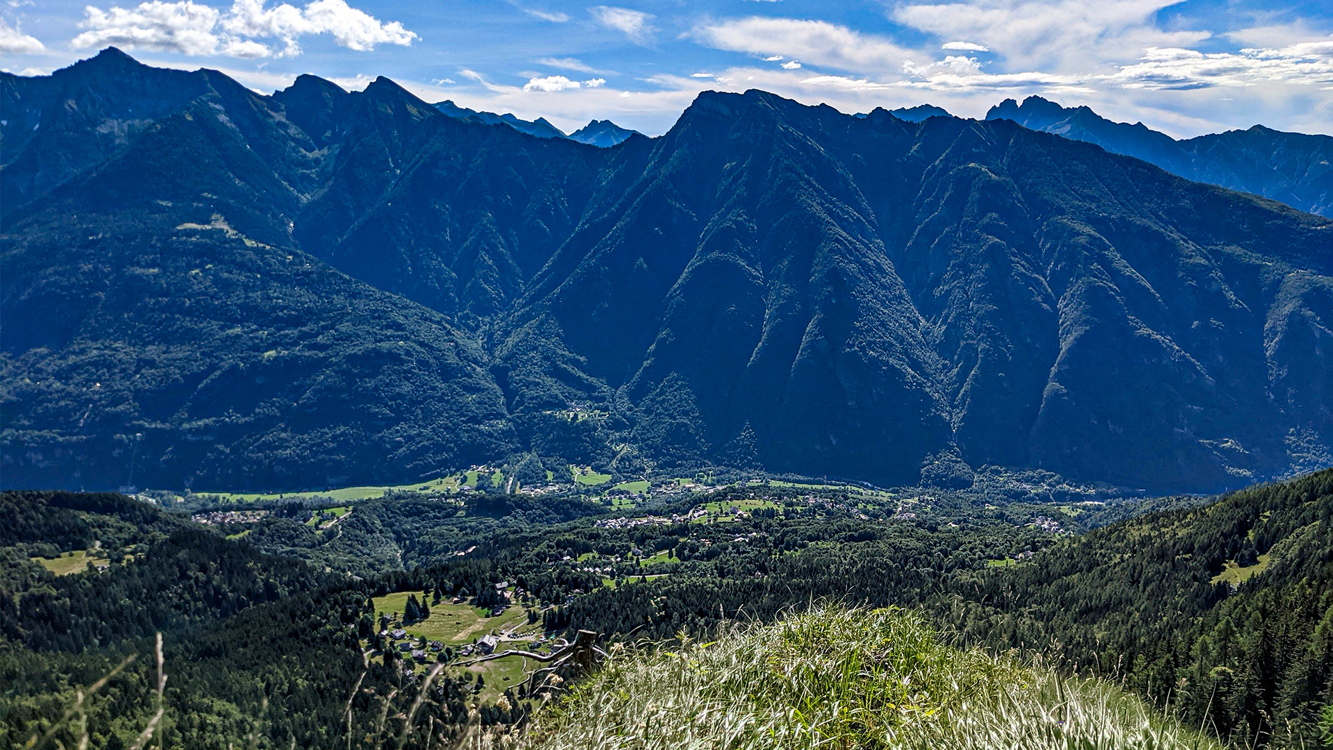 Val D'Ossola - Val Divedro, itinerarium